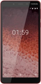 Nokia 1 Plus 8GB rot