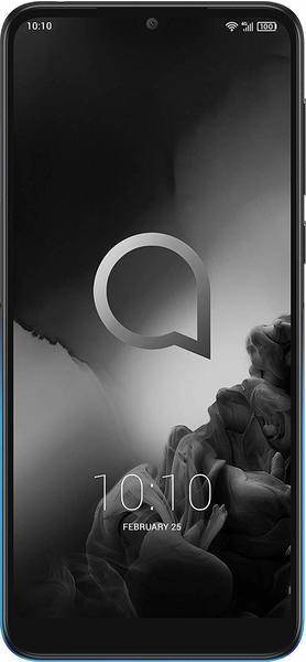 Alcatel 3 (2019) schwarz blau