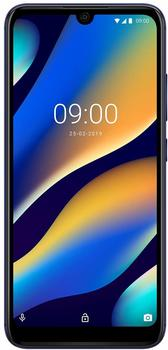 Wiko View 3 Lite anthrazit blau