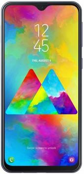Samsung Galaxy M20 64GB Charcoal Black