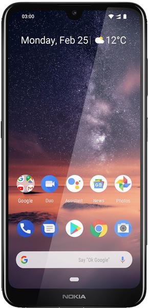Nokia 3.2 16GB schwarz