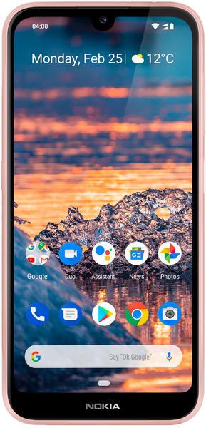 Nokia 4.2 rosa sand