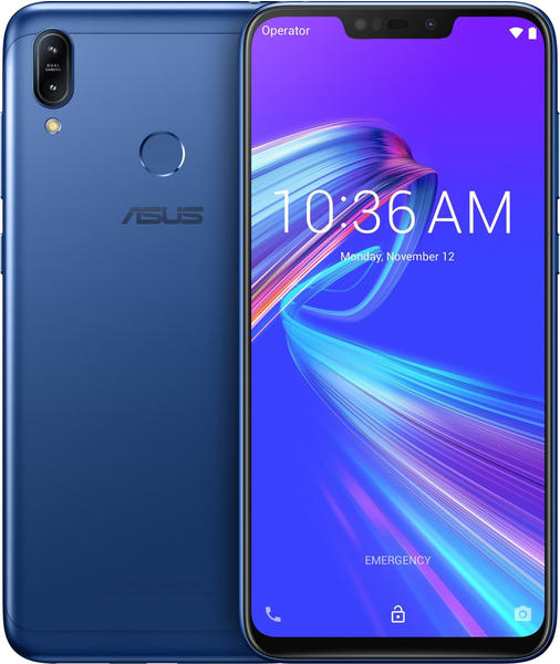Asus ZenFone Max M2 (ZB633KL) 32GB Midnight Black