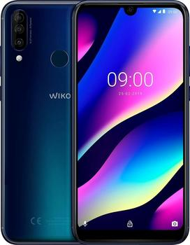 wiko-view3-anthracite-blue