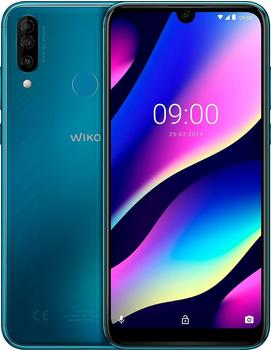 Wiko View 3 Electro Bleen