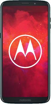 Motorola moto Z3 Play 64Gb, Handy, Deep Indigo Android 8.1 (Oreo)