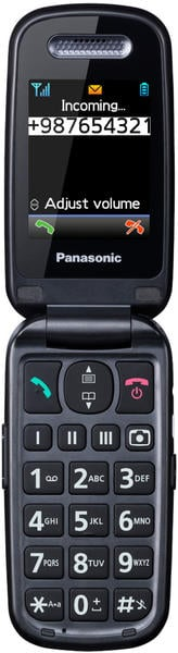 Panasonic KX-TU 466 weiß