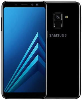 Samsung Galaxy A8 (2018) Duos Enterprise Edition Black