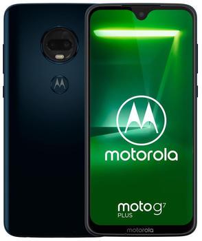 Motorola Moto G7 Plus Deep Indigo (PADU0006PL)