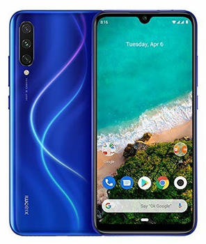 Xiaomi Mi A3 64GB Handy, Not just Blue, Android 9.0 (Pie)