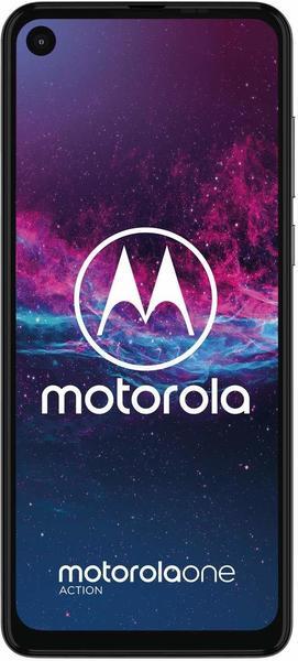 Motorola One Action Weiß