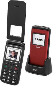 Tiptel Ergophone 6242 rot