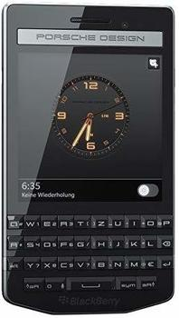 BlackBerry P9983 7,87 cm (3.1 Zoll) 2 GB 64 GB Single SIM 4G Schwarz BlackBerry OS 10 2100 mAh