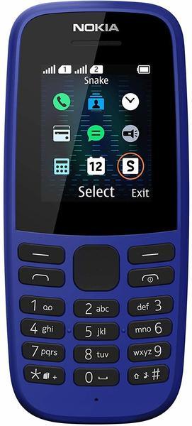 Nokia 105 (2019) blau