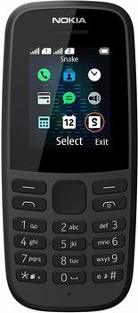 Nokia 105 (2019) schwarz