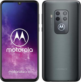 Motorola One Zoom Grau-Metallic