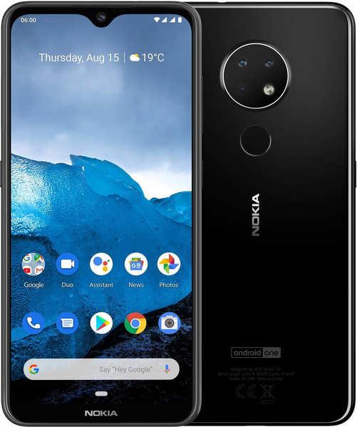 Nokia 6.2 64GB Ceramic Black