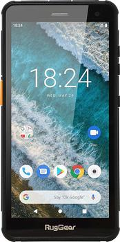 Ruggear RG655 - Wasserdicht, Staubdicht, Stoßfest, 5.5 Corning-Glass Display, Android 9 Pie OS, NFC, Dual-SIM