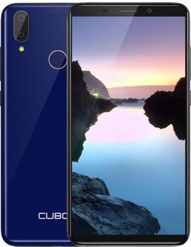 Cubot J7 blau