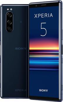 Sony Xperia 5 blau