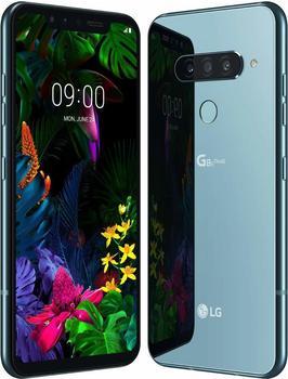 LG G8S ThinQ 15,8 cm (6.2 Zoll) 6 GB 128 GB Dual-SIM Türkis 3550 mAh