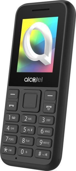 Alcatel onetouch 10.66D black Dual SIM Schwarz