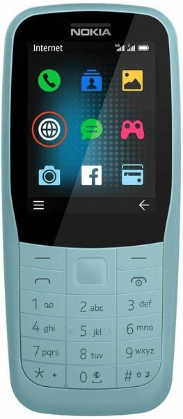 Nokia 220 4G Blue