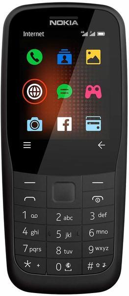 Nokia 220 4G Black