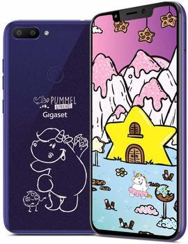 Gigaset GS195 Pummelphone Dark Purple