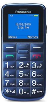 Panasonic KX-TU110 blau