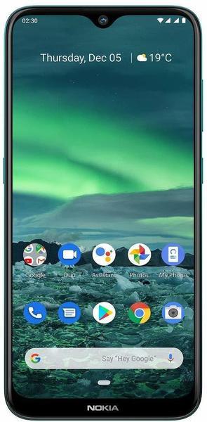 Nokia 2.3 Cyan Green