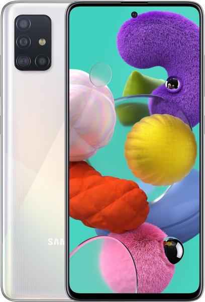 Samsung Galaxy A51 Prism Crush White