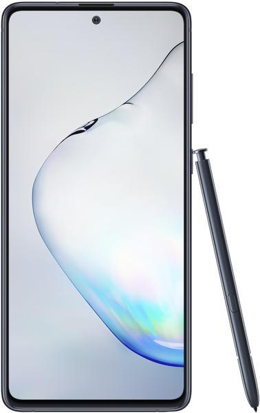 Samsung Galaxy Note 10 Lite Aura Black