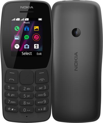 Nokia 110 (2019) schwarz
