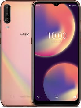 Wiko View4 Cosmic Gold