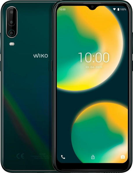 Wiko View4 Cosmic Green