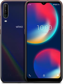 Wiko View4 Cosmic Blue