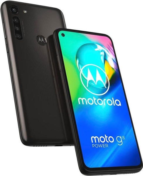 Motorola Moto G8 Power 64GB Smoke Black Dual-SIM