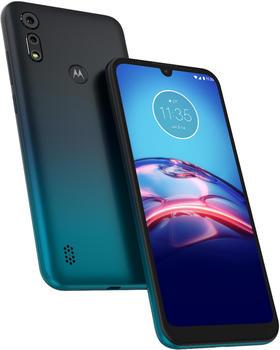 Motorola Moto E6s Türkisblau
