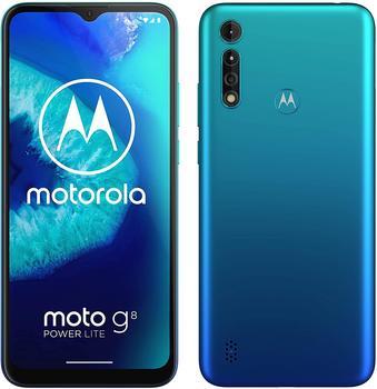 Motorola Moto G8 Power Lite Türkis
