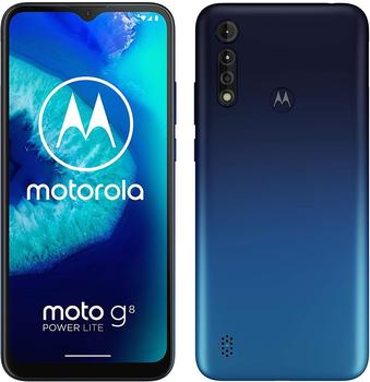 Motorola Moto G8 Power Lite Blue
