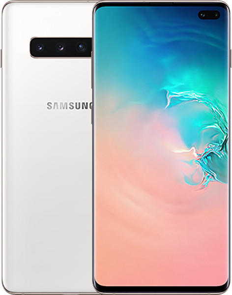Samsung Galaxy S10 Plus 128GB Ceramic White