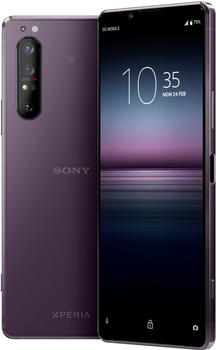 Sony Xperia 1 II Violett