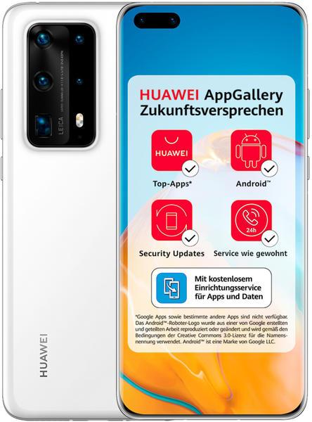 Huawei P40 Pro Plus 512GB White Ceramic