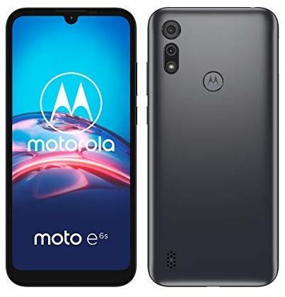 Motorola Moto E6s 32GB Grau