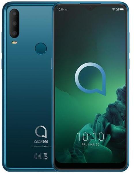 Alcatel 3x (2019) 4GB 64GB Jewelry Green