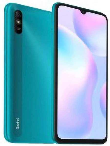 Xiaomi Redmi 9A Peacook Green