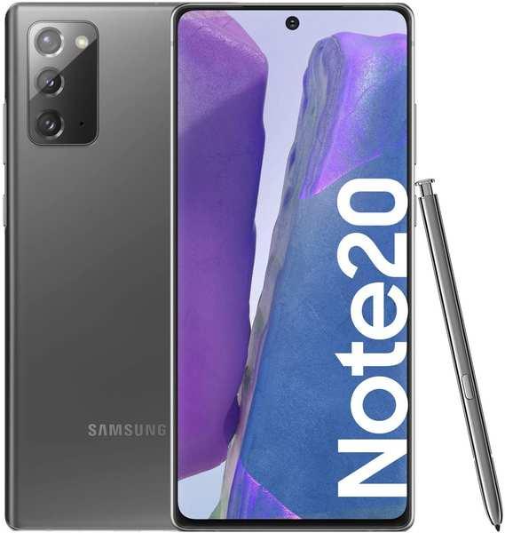 Samsung Galaxy Note 20 Mystic Gray