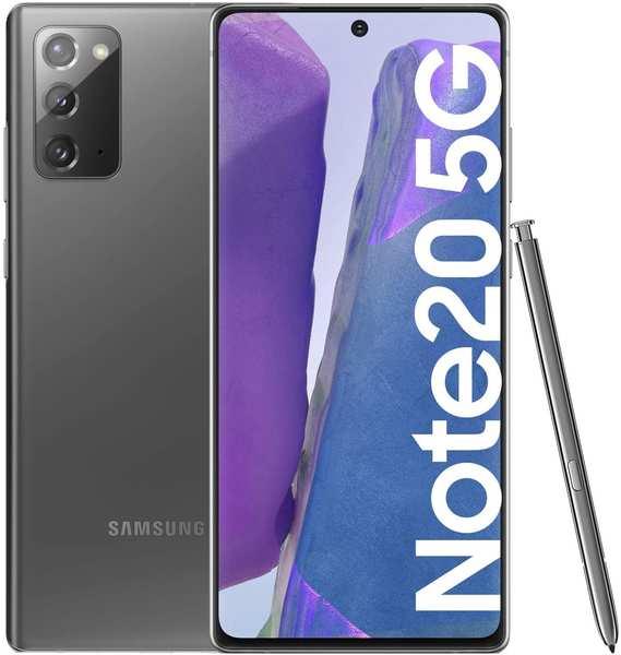 Samsung Galaxy Note 20 5G Mystic Gray
