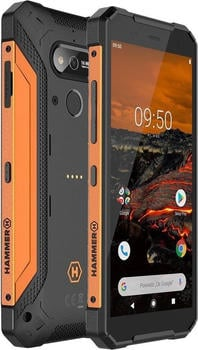 myPhone Explorer Orange